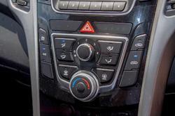 2014 Hyundai i30 Active GD2 MY14 Creamy White
