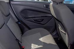 2016 Ford Fiesta Ambiente WZ Frozen White