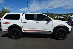 2019 Holden Special Vehicles Colorado SportsCat RG MY19 4X4 Dual Range Summit White