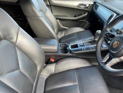 2016 Porsche Macan S Diesel 95B MY17 AWD Black