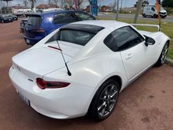 2017 Mazda MX-5 GT ND White