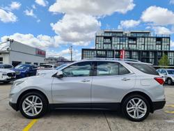 2018 Holden Equinox LTZ EQ MY18 Nitrate Silver