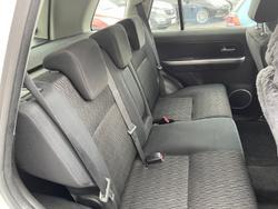 2013 Suzuki Grand Vitara Sport JB MY13 4X4 Dual Range White Pearl
