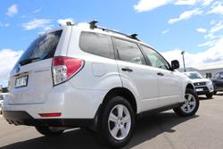 2010 Subaru Forester X S3 MY10 AWD Satin White Pearl