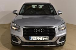 2017 Audi Q2 design GA MY17 Florett Silver