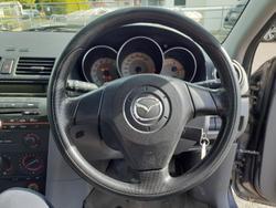 2007 Mazda 3 Neo BK Series 2 Galaxy Grey