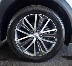 2016 Hyundai Tucson Active X TL Silver