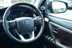2016 Toyota Fortuner Crusade GUN156R 4X4 Dual Range Brown