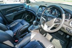 2014 Holden Cruze Z Series JH Series II MY14 Heron White