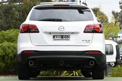2014 Mazda CX-9 Grand Touring TB Series 5 AWD Black Leather
