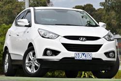 2013 Hyundai ix35 SE LM2 Creamy White