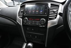 2018 Mitsubishi Triton GLS Premium MR MY19 4X4 Dual Range Graphite Grey