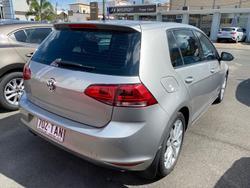 2013 Volkswagen Golf 110TDI Highline 7 Reflex Silver