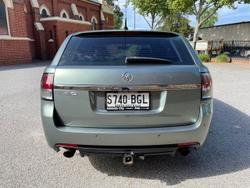 2015 Holden Commodore SV6 Storm VF MY15 Grey