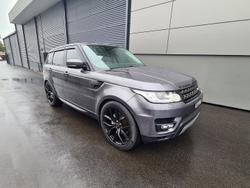 2016 Land Rover Range Rover Sport TDV6 S L494 MY16 4X4 Constant Corris Grey