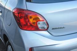 2021 Mitsubishi Mirage ES LB MY22 Cool Silver