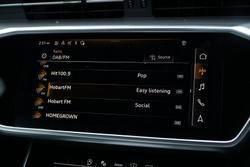 2021 Audi A6 55 TFSI S line C8 MY21 4X4 On Demand Black