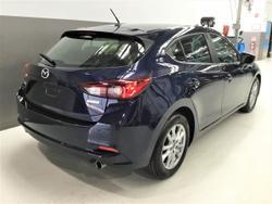 2018 Mazda 3 Touring BN Series Blue