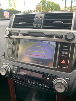 2016 Toyota Landcruiser Prado VX GDJ150R 4X4 Dual Range Black