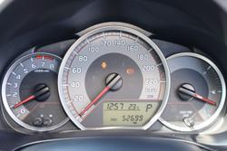 2015 Toyota Yaris Ascent NCP130R Black