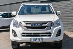 2018 Isuzu D-MAX SX MY18 White