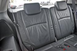 2010 Honda Odyssey Luxury 4th Gen MY10 Polished Metal