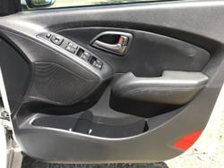2014 Hyundai ix35 SE Series II MY15 Sleek Silver