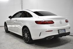 2017 Mercedes-Benz E-Class E300 C238 Polar White