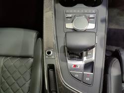 2018 Audi S5 F5 MY18 Four Wheel Drive Grey