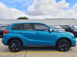 2016 Suzuki Vitara S Turbo LY Atlantis Turquoise