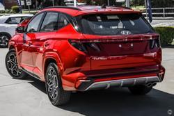 2021 Hyundai Tucson N Line NX4.V1 MY22 Red