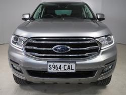 2019 Ford Everest Trend UA II MY19 Silver