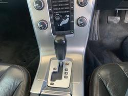 2011 Volvo XC60 T6 MY11 AWD Silver