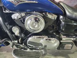 2007 Kawasaki VULCAN 1600 NOMAD (VN1600) Black