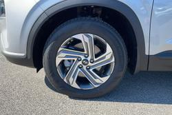 2021 Hyundai Santa Fe Active TM.V3 MY21 4X4 On Demand Silver
