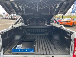 2018 Holden Colorado LTZ RG MY19 4X4 Dual Range White