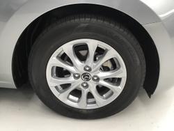 2015 Mazda 2 Maxx DJ Series Silver