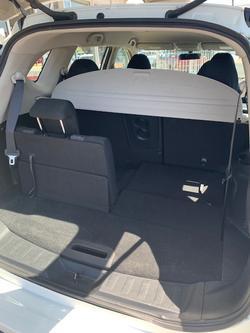 2019 Nissan X-TRAIL ST T32 Series II WHITE