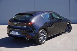 2021 Mazda 3 G25 GT BP Series Jet Black