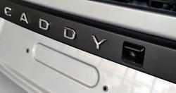 2021 Volkswagen Caddy TDI320 5 MY21 Reflex Silver