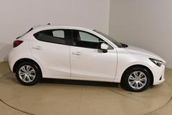 2016 Mazda 2 Neo DJ Series Snowflake White Pearl
