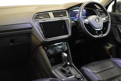 2017 Volkswagen Tiguan 140TDI Highline 5N MY18 Four Wheel Drive Indium Grey