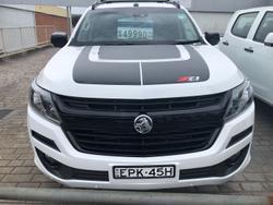 2019 Holden Trailblazer Z71 RG MY19 4X4 Dual Range White