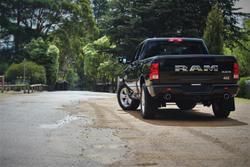 2021 RAM 1500 Express DS MY21 4X4 Dual Range Diamond Black