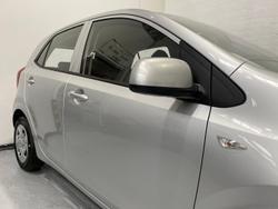 2021 Kia Picanto S JA MY22 Sparkling Silver