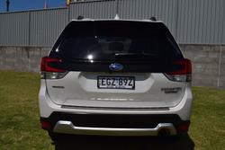 2020 Subaru Forester Hybrid S S5 MY20 AWD Crystal White