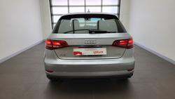 2017 Audi A3 8V MY17 Florett Silver