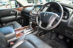2016 Nissan Patrol Ti Y62 Series 3 4X4 Dual Range Gun Metallic