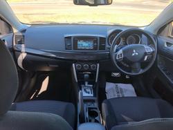 2016 Mitsubishi Lancer GSR CF MY16 Sterling Silver