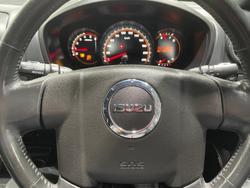2011 Isuzu D-MAX LS High Ride MY11 Silver